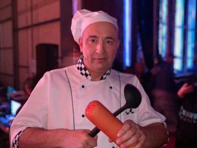 популярный юморист Ещенко